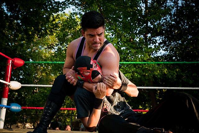 lucha libre wrestling